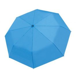 Super Lightweight Manual Open Umbrella Royal 21 Inch Blue Color Promotional Type