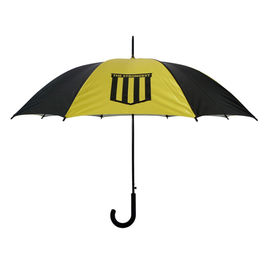 23 Inch Straight Auto Open Umbrella UV Protection For Adults Age Group